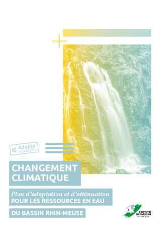 Plan d'Adaptation et d'Atténuation au Changement Climatique du bassin Rhin Meuse