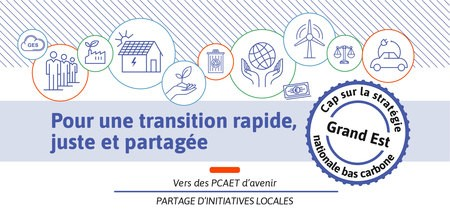Partage d'initiatives transition solidaire