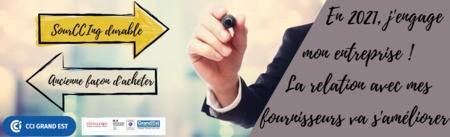 Rejoignez les dix premières entreprises du Grand Est engagées dans un sourcing plus durable !