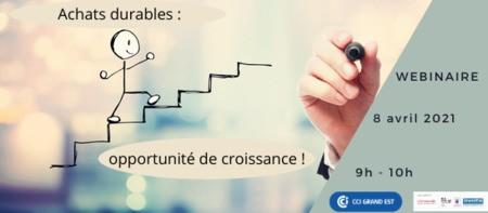 Achats durables : opportunité de croissance !