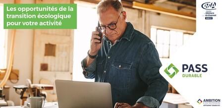 De nouveaux WEBINAIRES pour la transition écologique des entreprises artisanales !