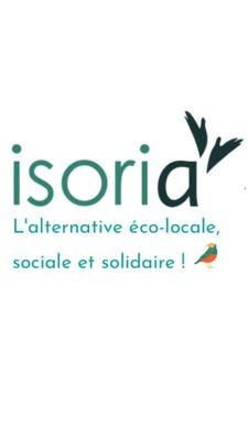La plateforme locale, écoresponsable, sociale et solidaire Isoria