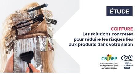 Agir sur les produits cosmétiques pour protéger notre santé et l'environnement : l'exemple de la coiffure